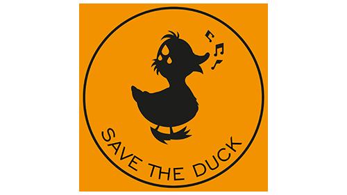 Logo Save the duck - Regina Moden - Waldshut-Tiengen